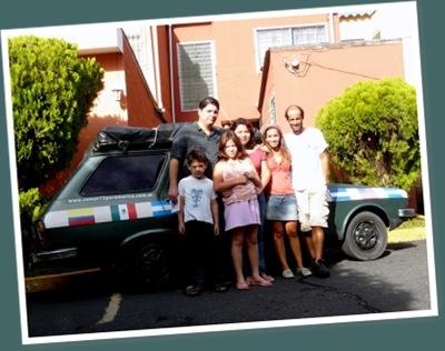 Ver con ciro y familia en san salvador
