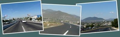 Ver camino a San Luis Potosí