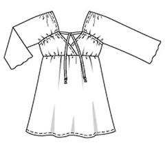 Туника 1-2008-119