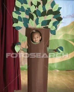 Костюмы деревьев своими руками фото 763