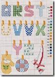 abecedarios punto de cruz. (214)