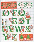 abecedarios punto de cruz. (8)