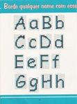 abecedarios punto de cruz. (180)