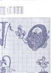 abecedarios punto de cruz. (311)