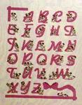 abecedarios punto de cruz. (326)