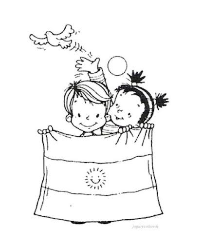 Dibujo de la bandera del estado zulia para colorear - Imagui