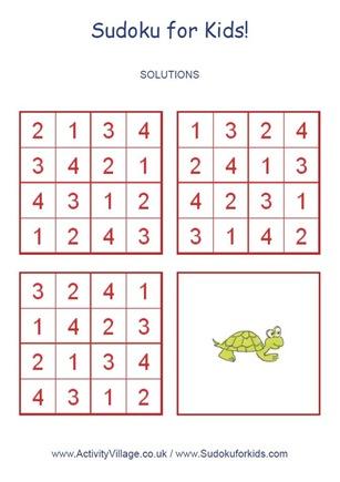 sudoku soluciones