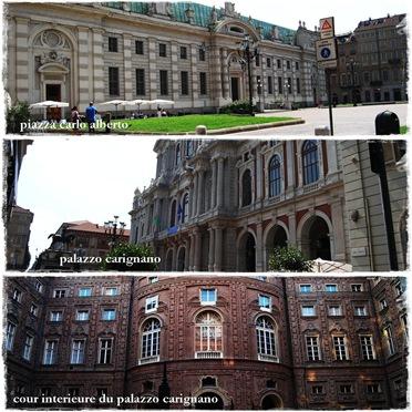 palazzo carignanop