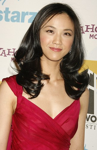 Chinese actress Tang Wei