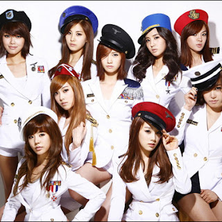 Foto-Foto SNSD - Girls' Generation Picture Photshoot