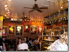 Danielle Visits NYC - Cafe Lalo