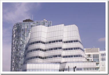 A Cool Building in Manhattan