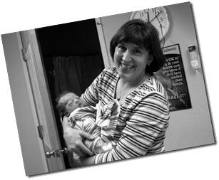 Grandma Godby & Elaine