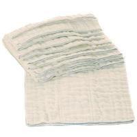 Unbleached Indian prefold small