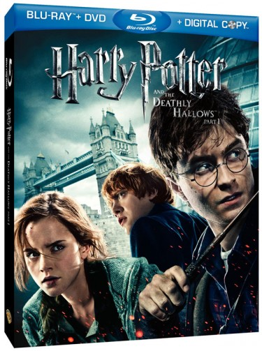 harry potter 7 dvd release date. harry potter 7 part 1 dvd
