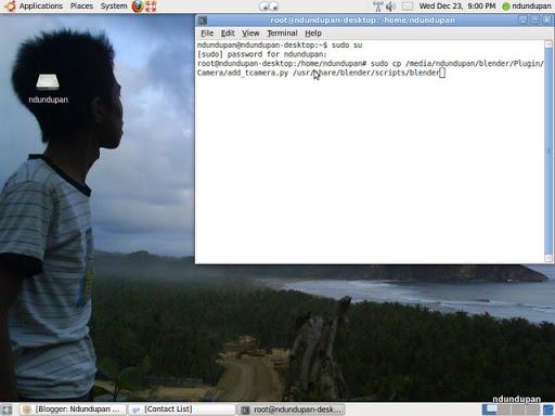 Copy file via terminal di Ubuntu 2