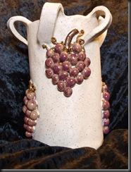 Grape Vase front