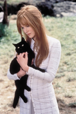 Nicole Kidman celebrity and cat
