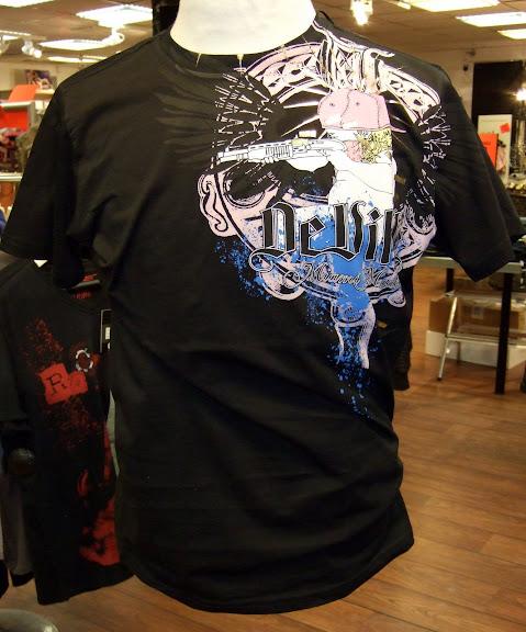 Deville t-shirt 499 kr