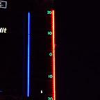 Temperaturen kl.23.20 på kvällen