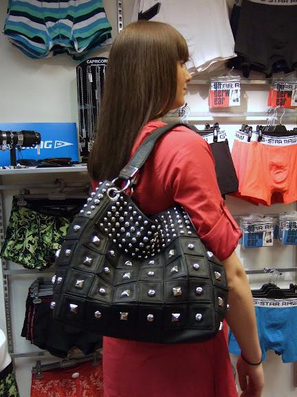 Coccos väska 749 kr  (finns även i svart)
