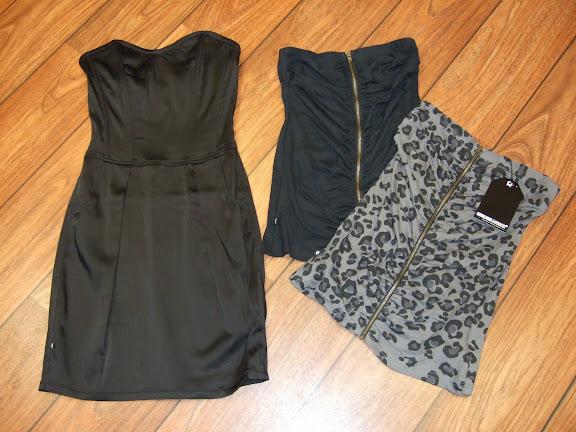 Tjejnyheter från Dr.Denim klänning 649 kr & tubtopar 199 kr