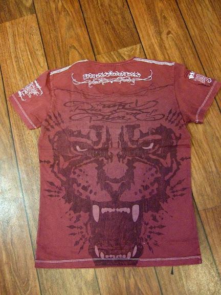 RioRim t-shirt (rygg)