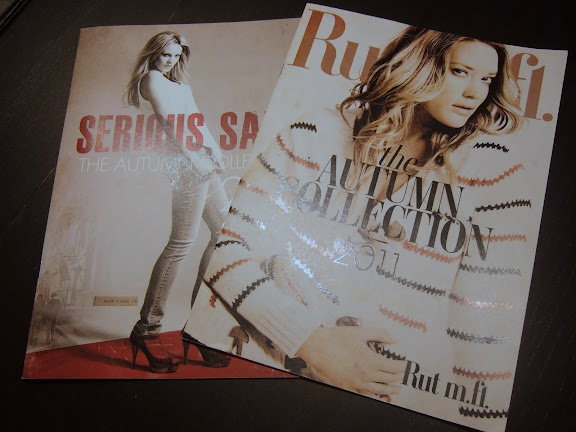 Inköp hos Rut m.fl för hösten 2011