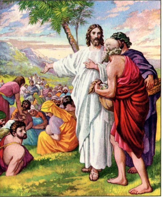 Bible Clip Art: Jesus' Ministry Miscellaneous Part 1 (18 ...