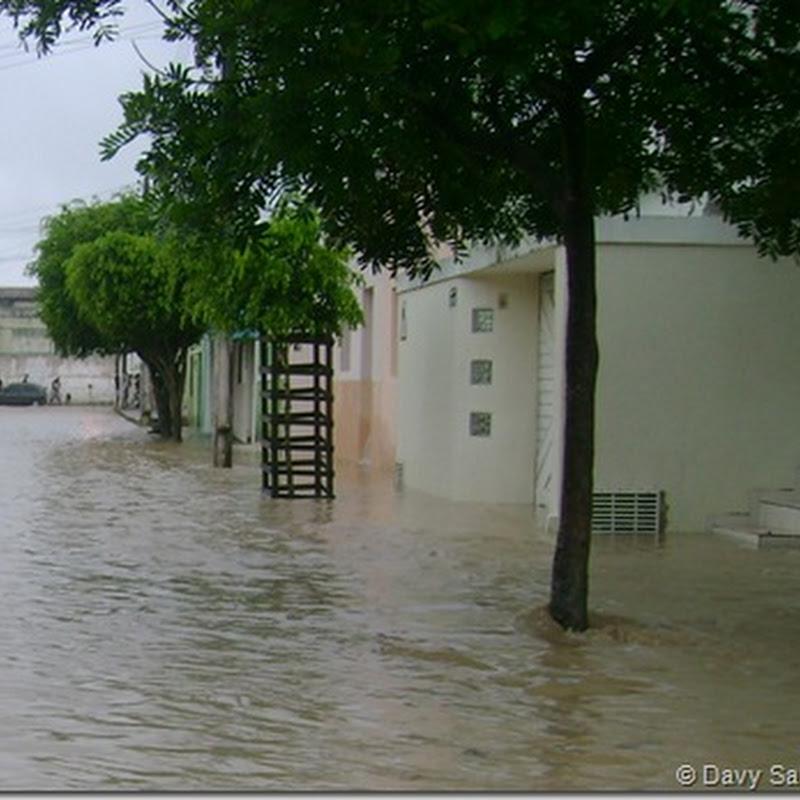 chuva expõe falta de investimentos e estudos