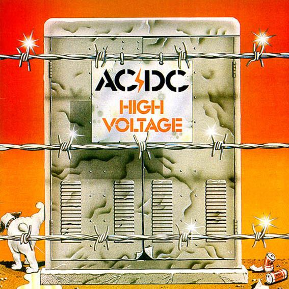 High Voltage [Oz] - 1975