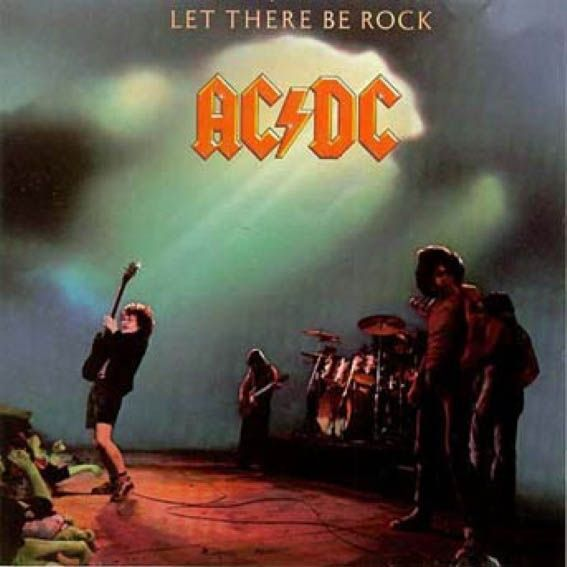 Let There Be Rock - 1977