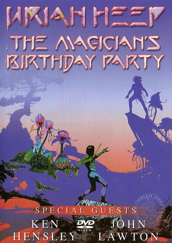 The Magician's Birthday Party - 2002