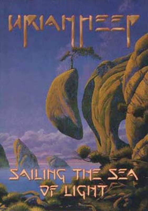 Sailing The Sea of Light - 2001
