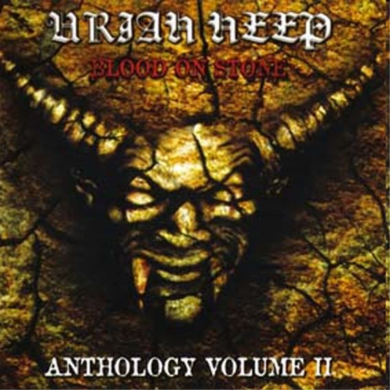 Blood On Stone - Anthology Volume II - 2001