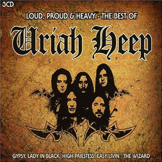 Loud, Proud & Heavy - The Best Of - 2007
