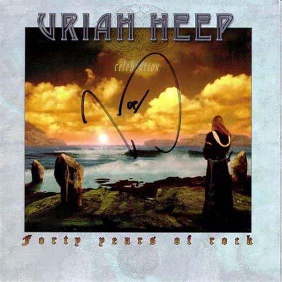Uriah Heep: Celebration - Forty Years Of Rock 2009
