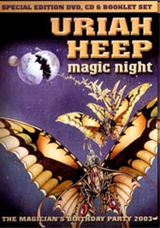 Uriah Heep: Magic Night Box 2004