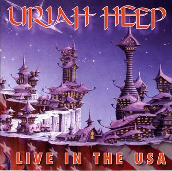 Live In The Usa 2003