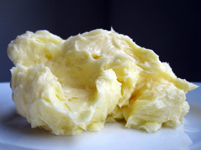 butter from scratch