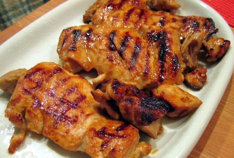 soy garlic chicken