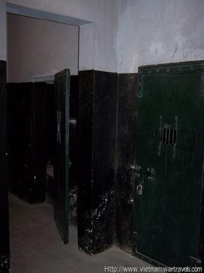 Hanoi Hilton (Hoa Loa Prison) dungeon