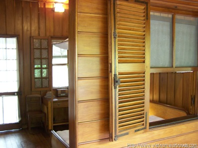 Ho Chi Minh Stilt House Bedroom & Study (4)