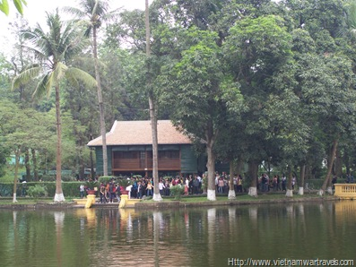 Ho Chi Minh Stilt House Gardens & Fishpond (4)