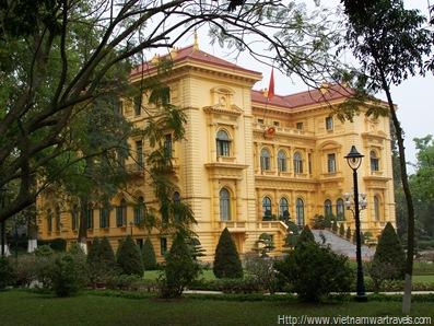 Hanoi Presidential Palace (2)