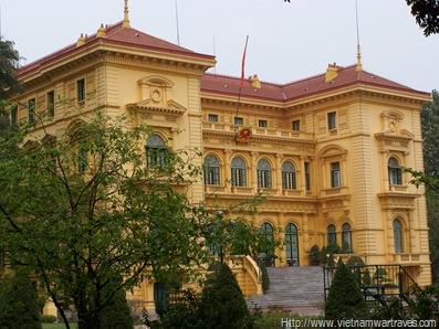 Hanoi Presidential Palace (3)