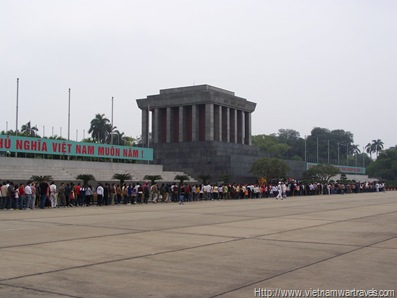 Hanoi Ho Chi Minh Mausoleum (7)
