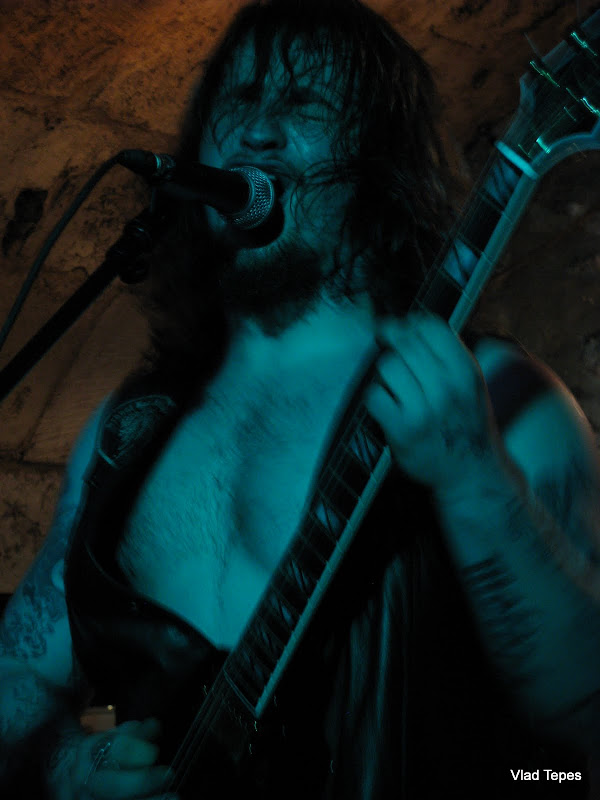 Children of Bodom @ Emporium Galorium, Rouen 12/12/2009