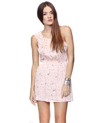 Splatter-One-Shoulder-Rory-Beca-Forever21-Dress