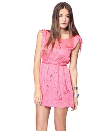 Splatter-Drawcord-Dress-Rory-Beca-Forever21